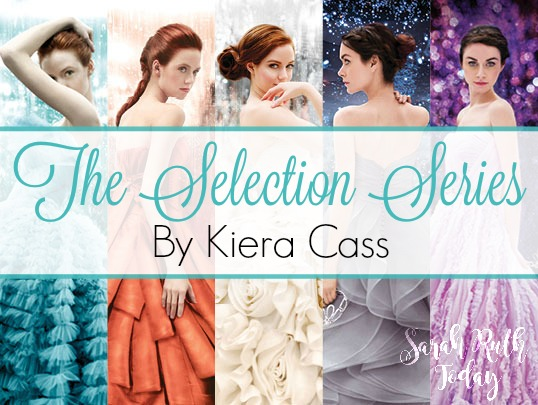 the-selection-series-by-kiera-cass